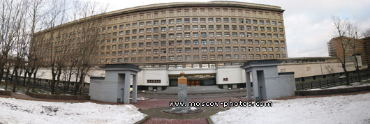 The Frunze Military Academy Panorama
